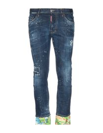 2a9a7adf73dd Pantalons En Jean Dsquared2 - Dsquared2 Homme - YOOX