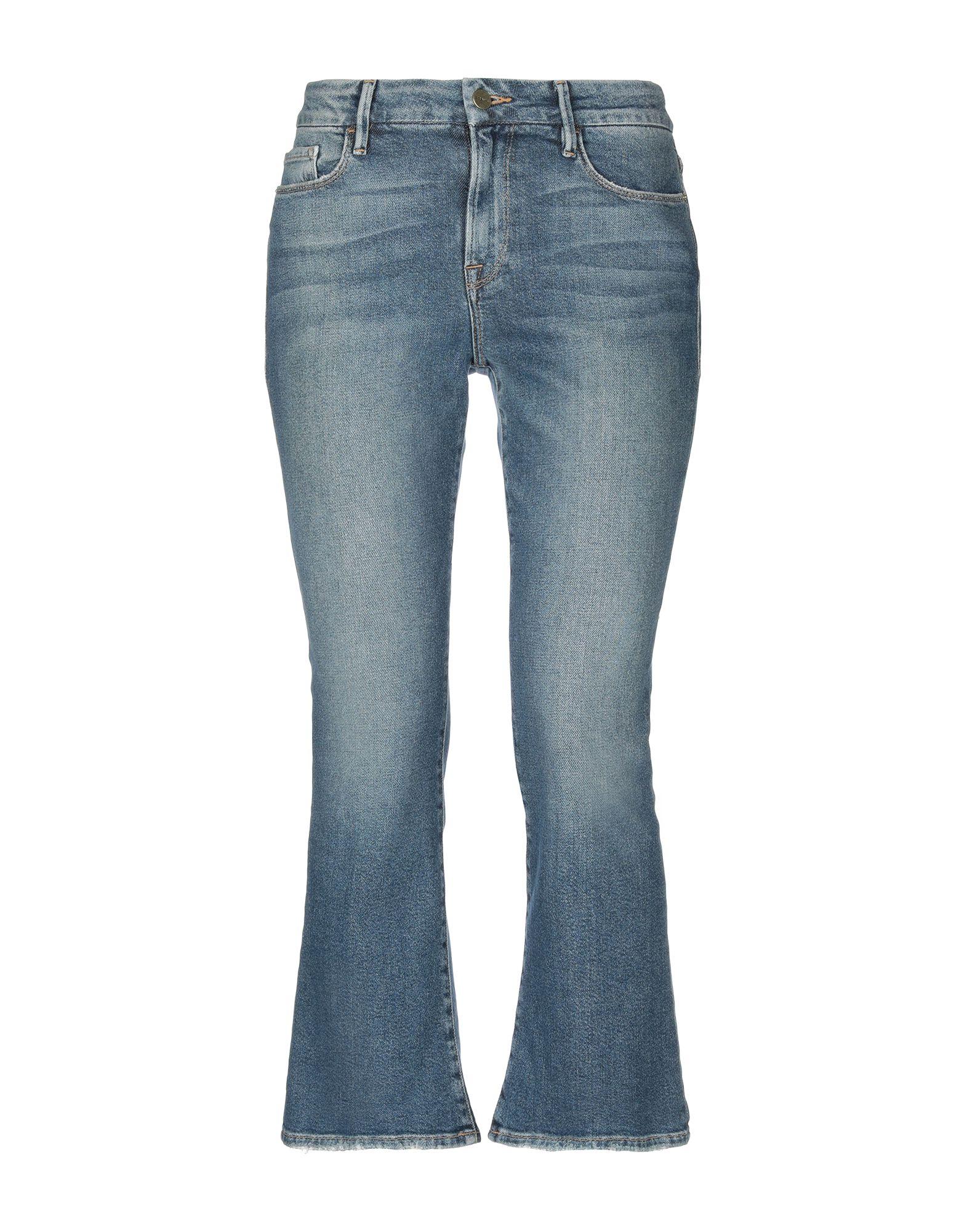 Pantaloni Pantaloni Pantaloni Jeans Frame donna - 42706611RR 51e