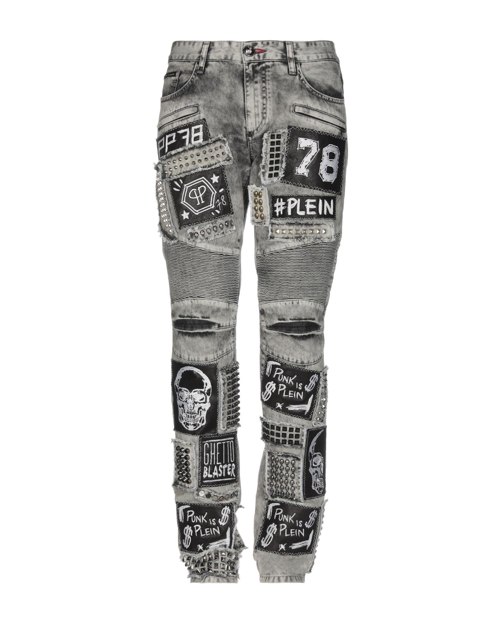 Pantaloni Jeans Philipp Plein herren - 42706836LA