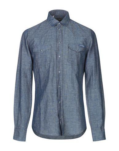c401b375de Dolce   Gabbana Denim Shirt - Men Dolce   Gabbana Denim Shirts ...