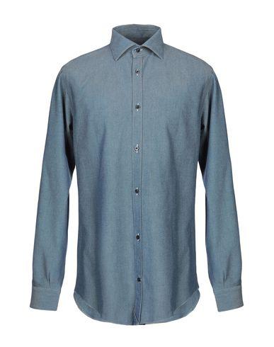 new style bab14 e5d37 FENDI Camicia jeans - Jeans e Denim | YOOX.COM