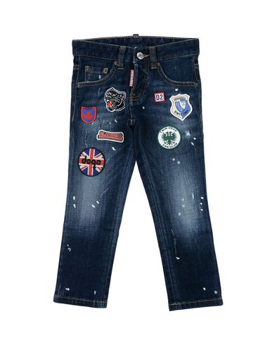 5beedef43 Dsquared2 Denim Pants Girl 3-8 years online on YOOX United States