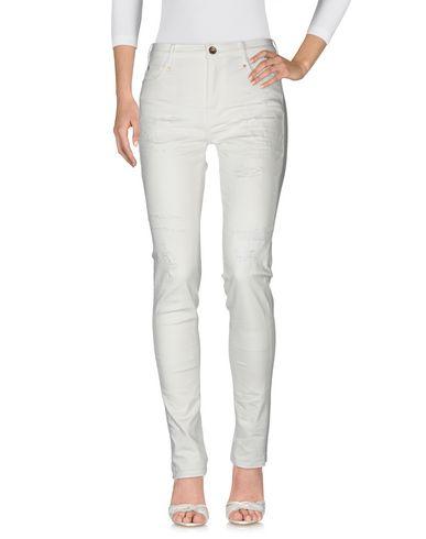 Jean Cerises Temps En Des Le Blanc Pantalon 1qpEwX