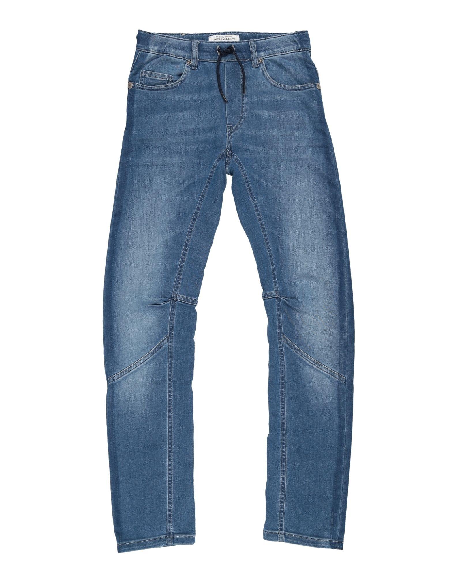 more photos 63845 b139b JOHN GALLIANO Denim pants - Jeans and Denim | YOOX.COM