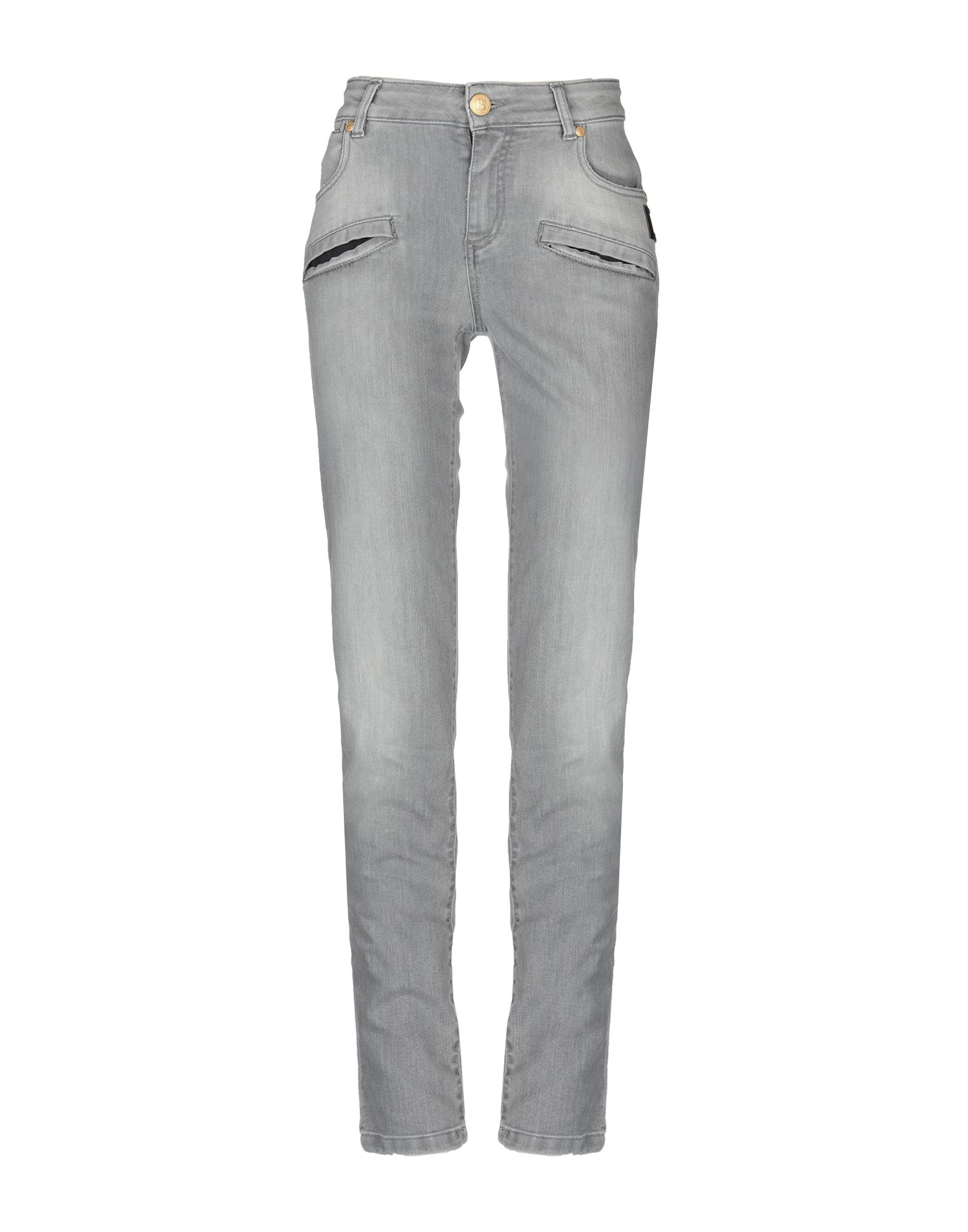 31ddd54cd65 Pierre Balmain Denim Pants - Women Pierre Balmain Denim Pants online ...