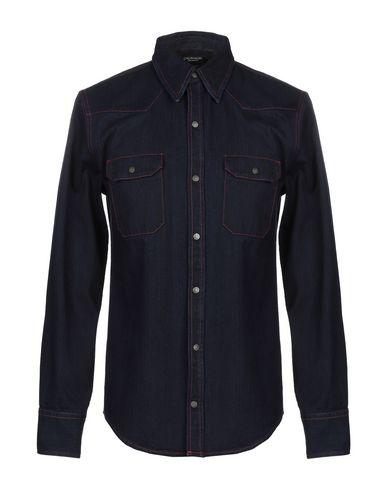 buy popular 49a82 aafd5 CALVIN KLEIN 205W39NYC Camicia di jeans - Camicie   YOOX.COM