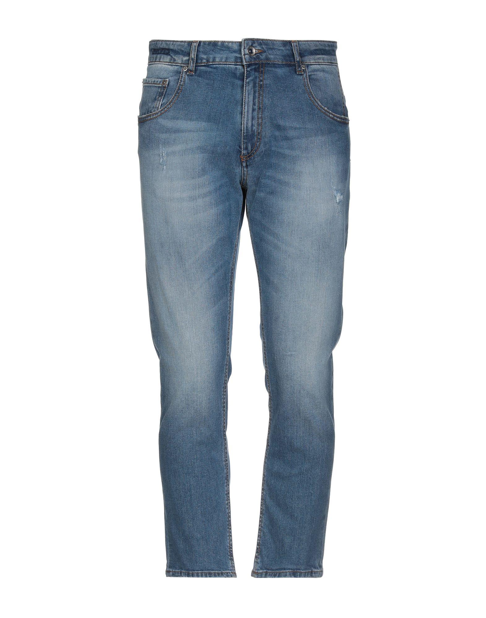 Pantaloni Jeans Yan Simmon Simmon uomo - 42709820CI