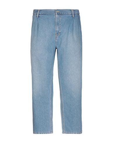 Pantaloni Jeans Carhartt Uomo - Acquista online su YOOX - 42711070NP 25412487e24b