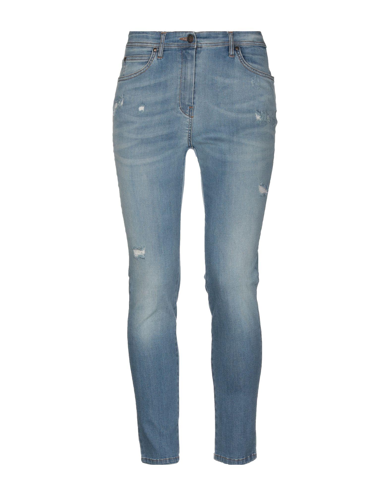Pantaloni Pantaloni Jeans Clips More donna - 42711494JL  großer Verkauf