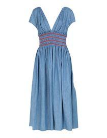 4028ec2d3f8a Saldi Vestiti In Jeans Donna - Acquista online su YOOX