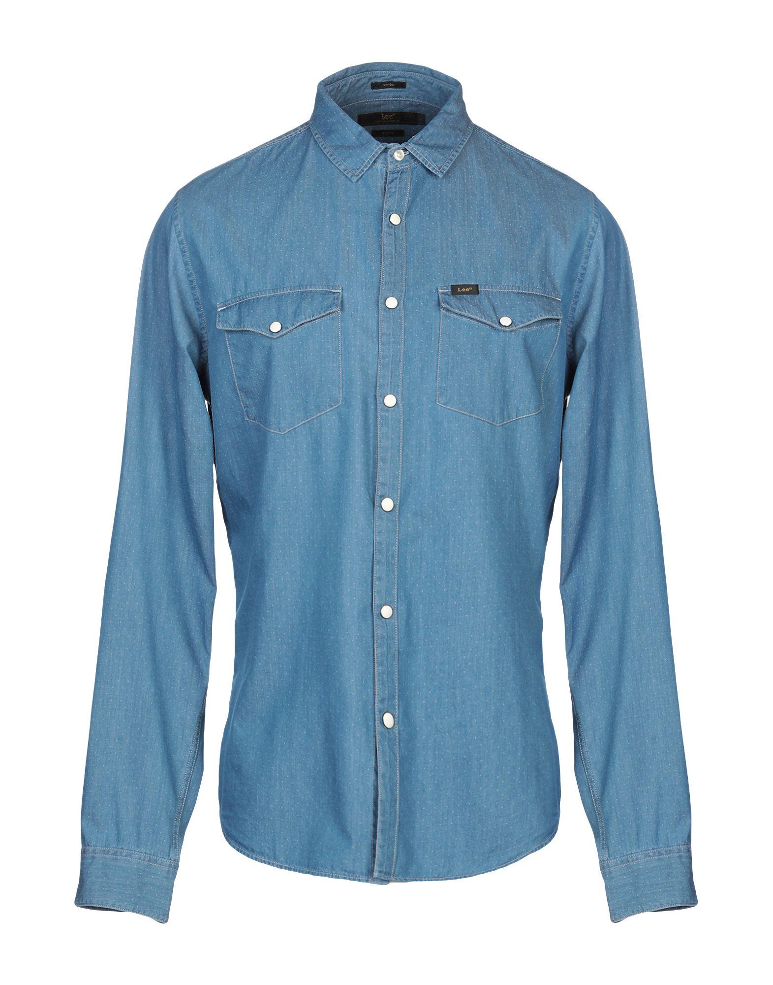 Camicia Camicia Di Jeans Lee uomo - 42711908KP  wird abgezinst