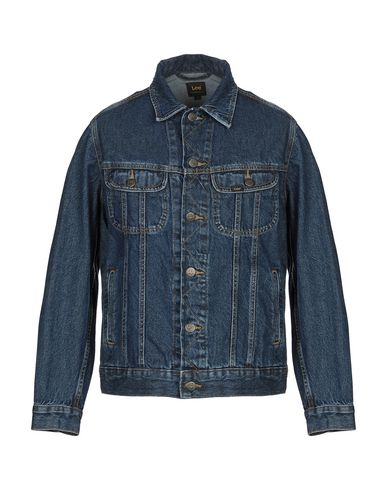 02bc20c7 Lee Denim Jacket - Men Lee Denim Jackets online on YOOX United ...