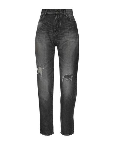 SAINT LAURENT - Denim trousers