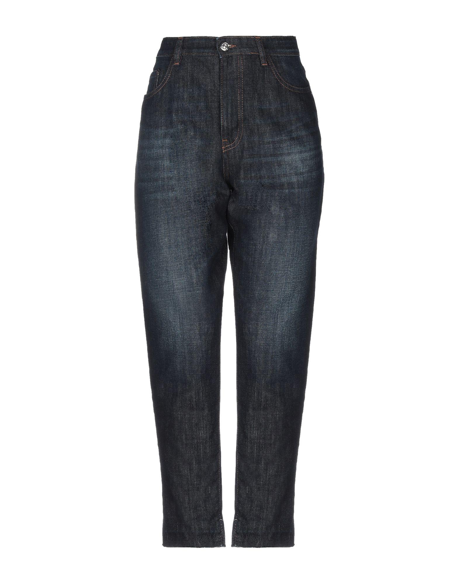 Pantaloni Jeans Nine Inthe Morning damen - 42712340HT