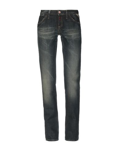 8fc9895bc9 Replay Denim Pants - Women Replay Denim Pants online on YOOX United ...