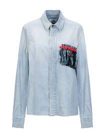 brand new 7369f 4304e Camicie Di Jeans Dondup Donna Collezione Primavera-Estate e ...