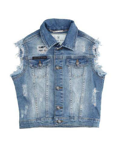 b5654fab168 Philipp Plein Denim Jacket Girl 3-8 years online on YOOX United Kingdom