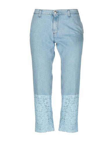 JOUR/NÉ Denim Pants in Blue