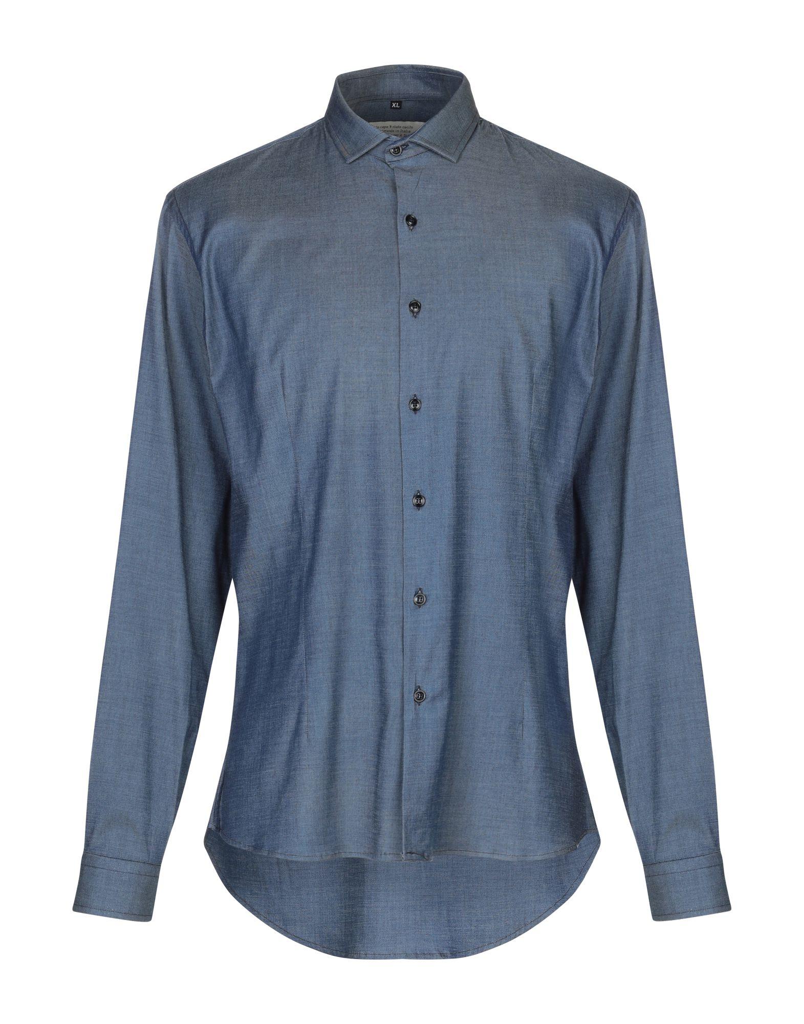 Camicia Di Jeans Neill Katter herren - 42713539MJ