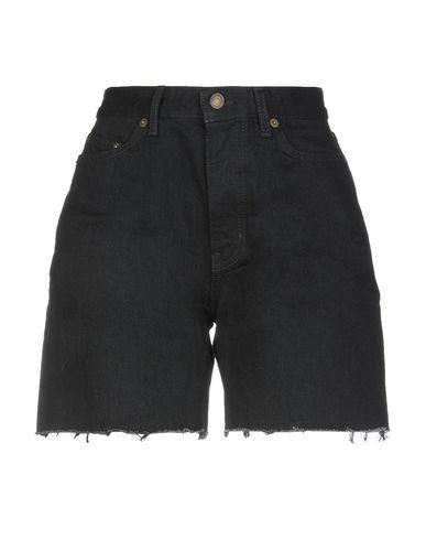 SAINT LAURENT - Denim shorts