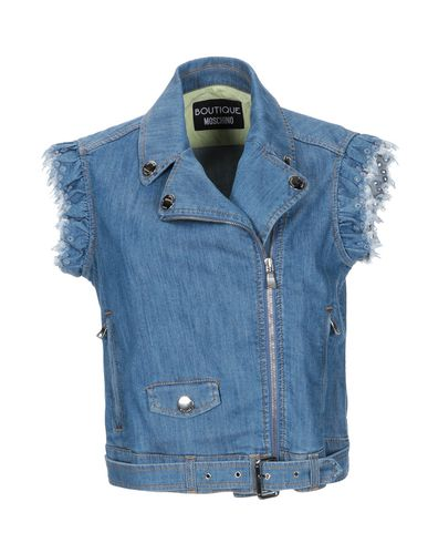 BOUTIQUE MOSCHINO - Denim jacket