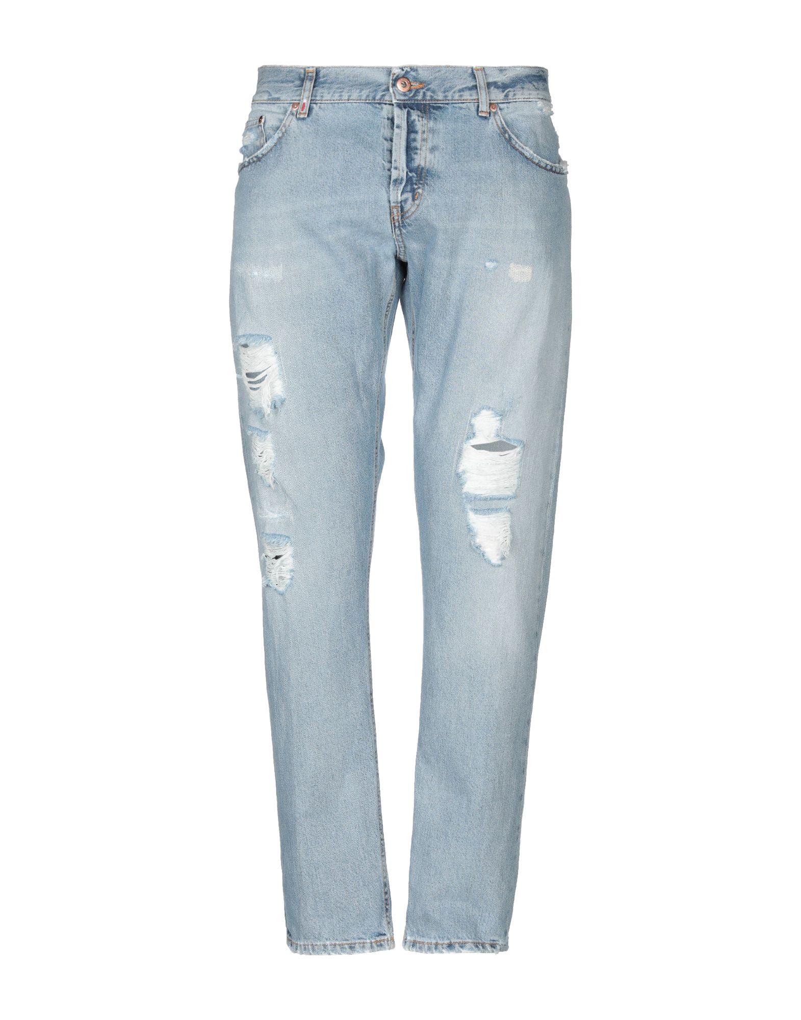 Pantaloni Jeans Dondup Dondup Dondup uomo - 42715321PA 774