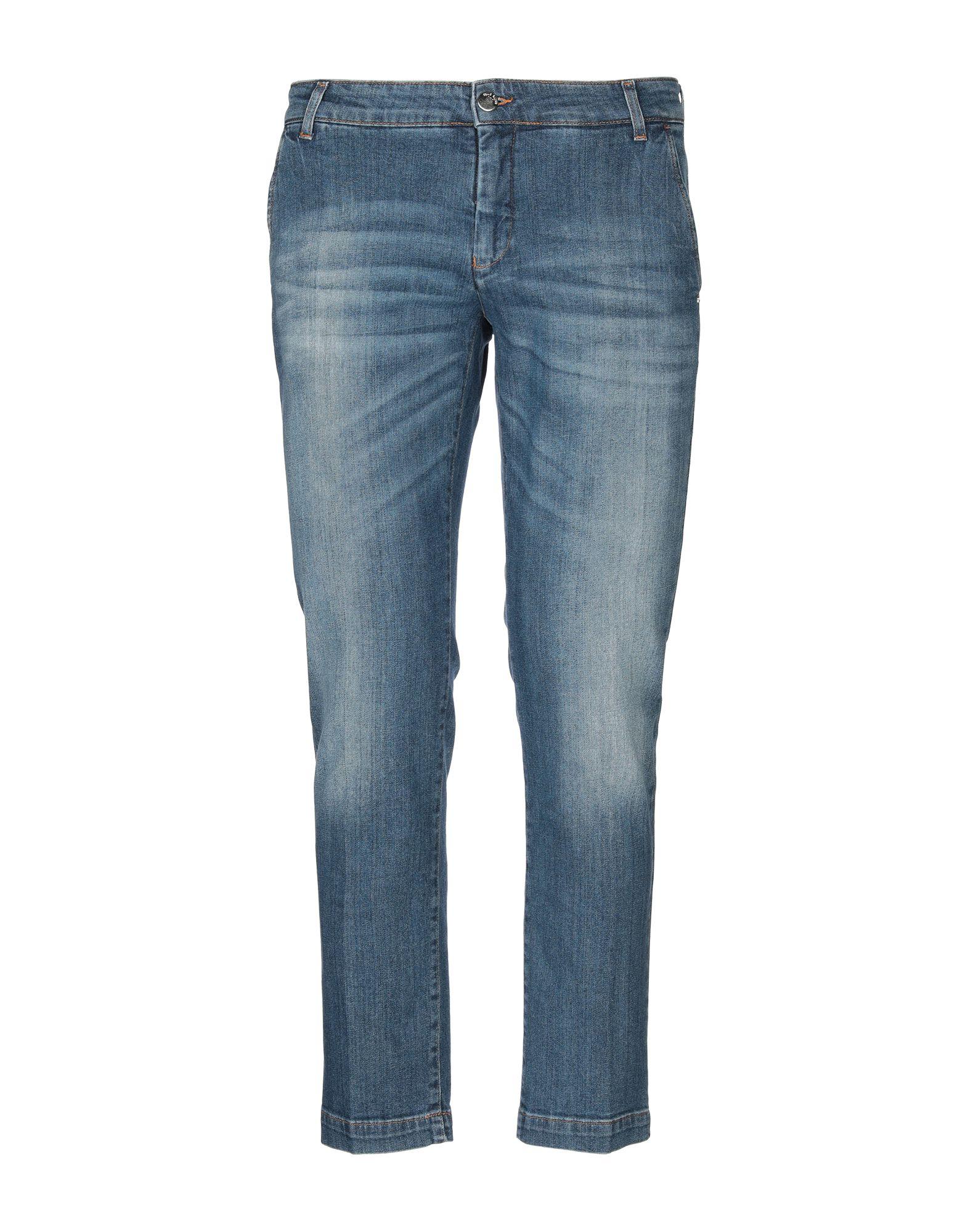 Pantaloni Jeans Entre Amis herren - 42715623RH