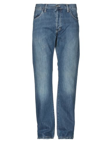 974c1e003b Pantalon En Jean Lacoste Homme - Pantalons En Jean Lacoste sur YOOX ...