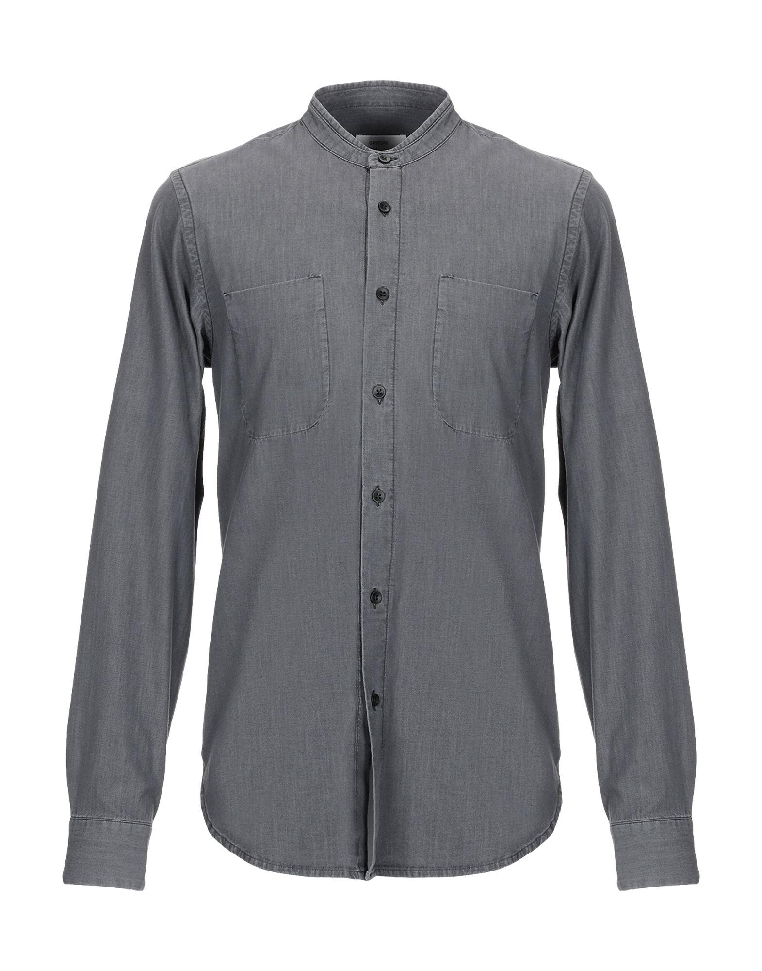 Camicia Di Jeans Mauro Grifoni herren - 42717069PN