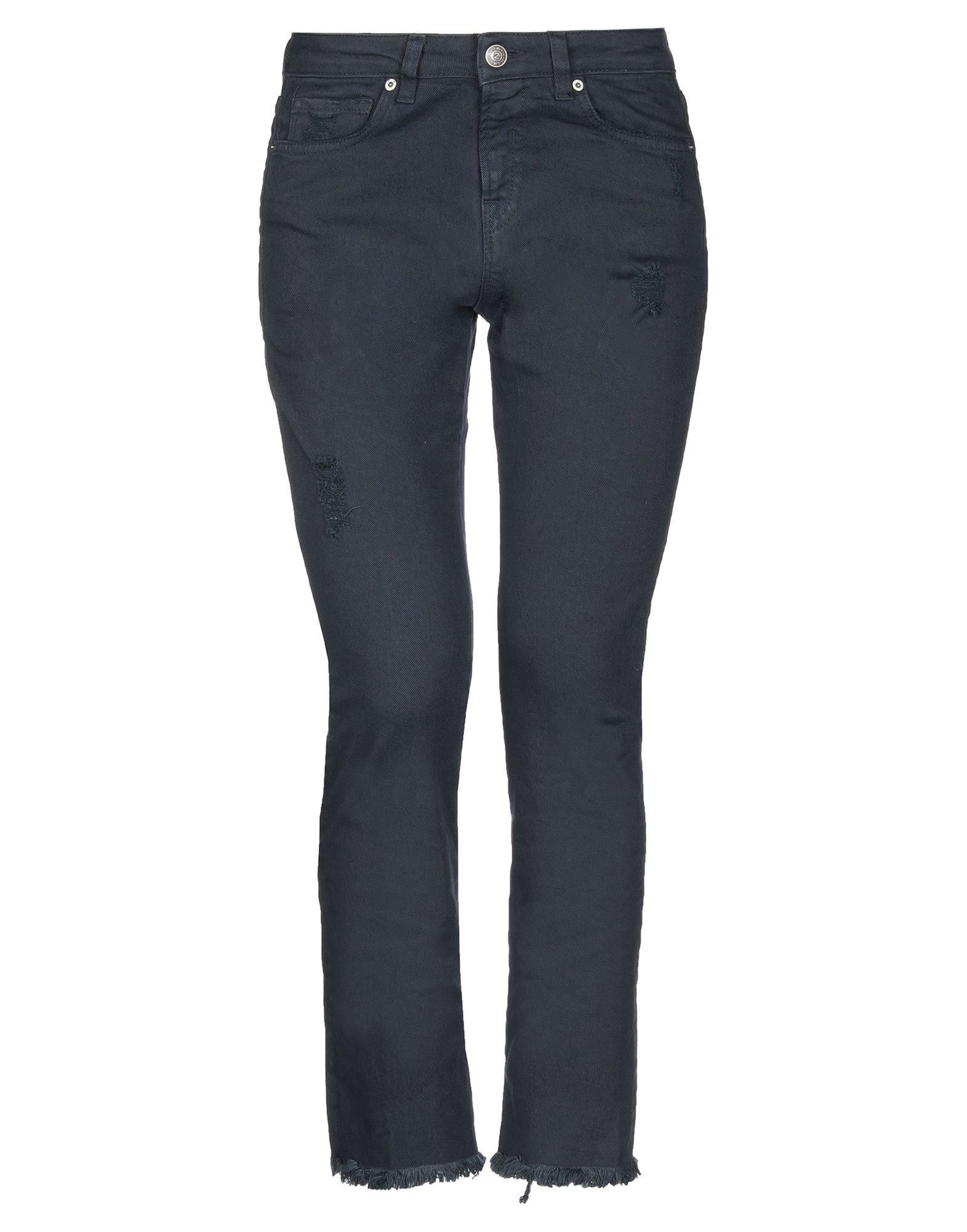 Pantaloni Jeans 2W2m damen - 42717507FP