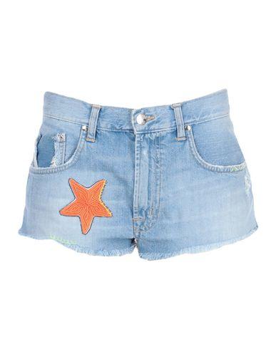 PEOPLE Denim Shorts in Blue