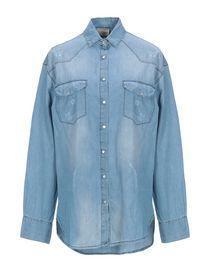 95c0dfe0b7d4 Camicie Jeans Jijil Donna Collezione Primavera-Estate e Autunno ...