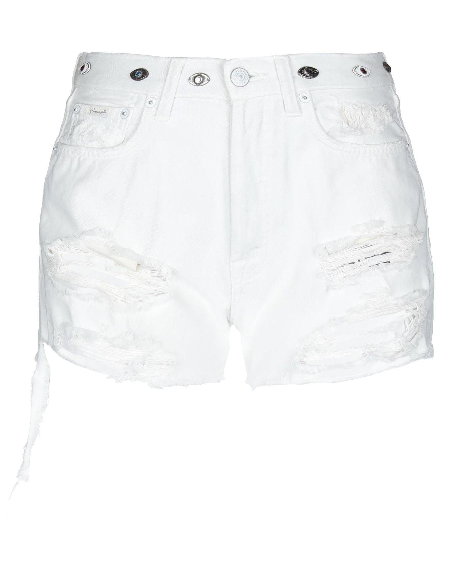 Shorts Jeans Jeans (+) People donna - 42718686SV  bevorzugt