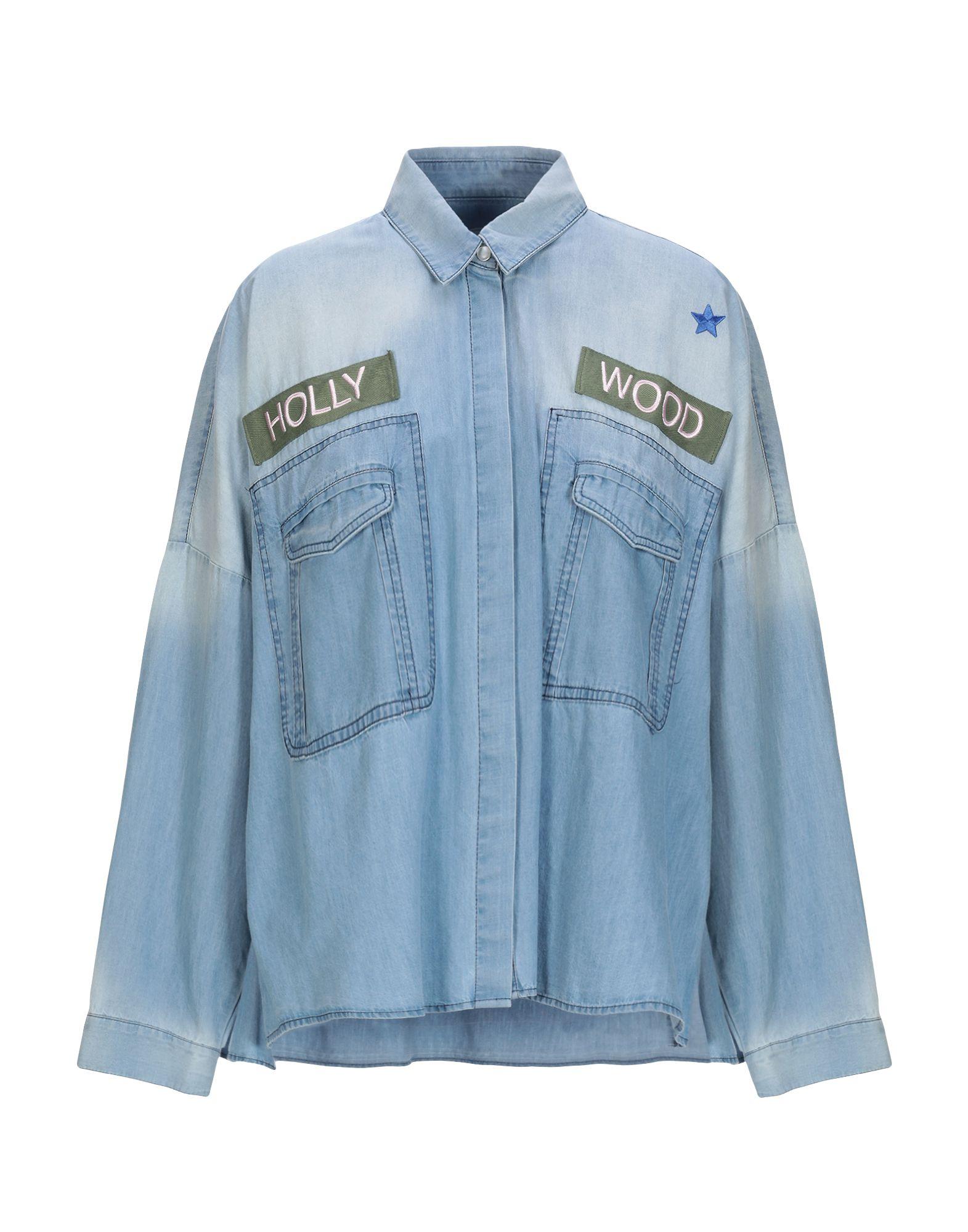 Camicia Di Jeans The Editor damen - 42719211DR