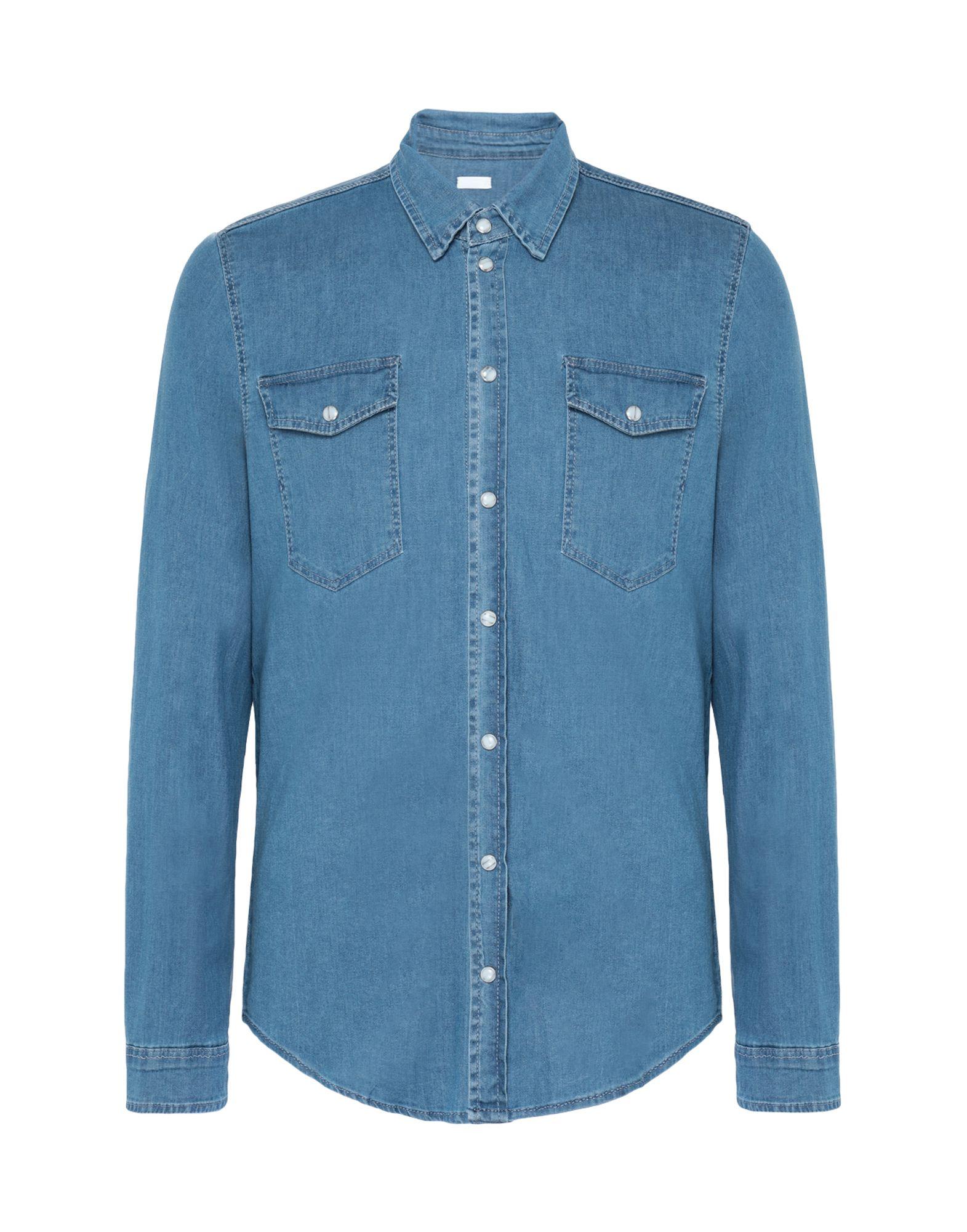 Camicia Di Jeans 8 By   herren - 42719246RW