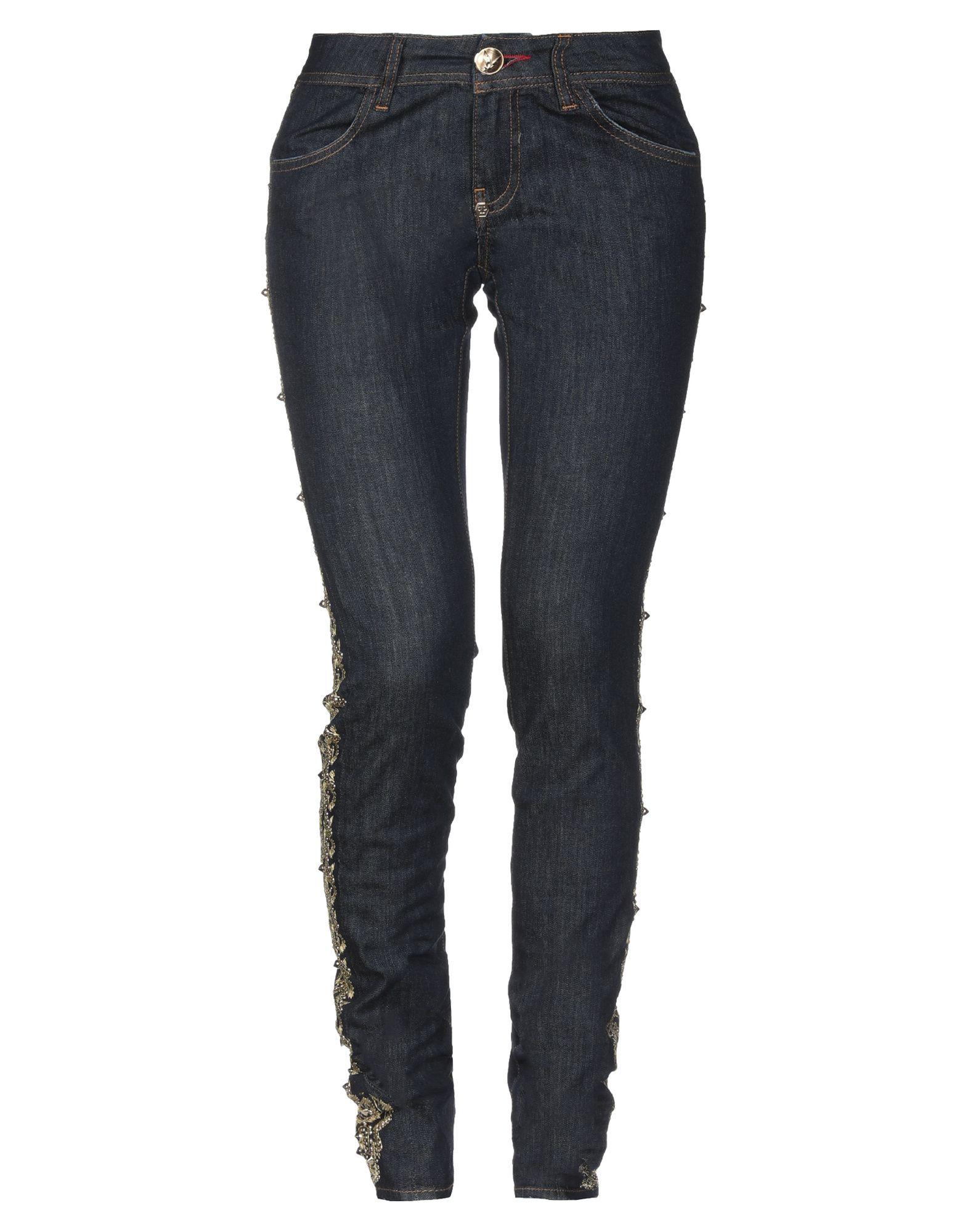 Pantaloni Pantaloni Pantaloni Jeans Philipp Plein donna - 42719574BQ 937