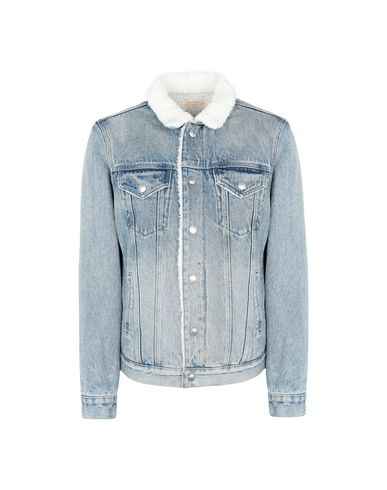 Allsaints Interbay Jacket Denim Jacket Men Allsaints Denim