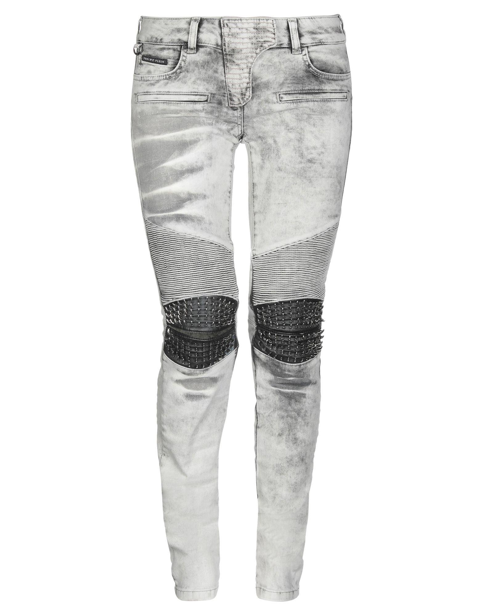 7e67014cb8711 Pantaloni Jeans Philipp Plein Donna - Acquista online su YOOX - 42720356WE