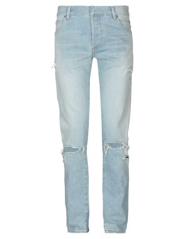 1ddda4a0c31e Balmain Denim Pants - Men Balmain Denim Pants online on YOOX United ...