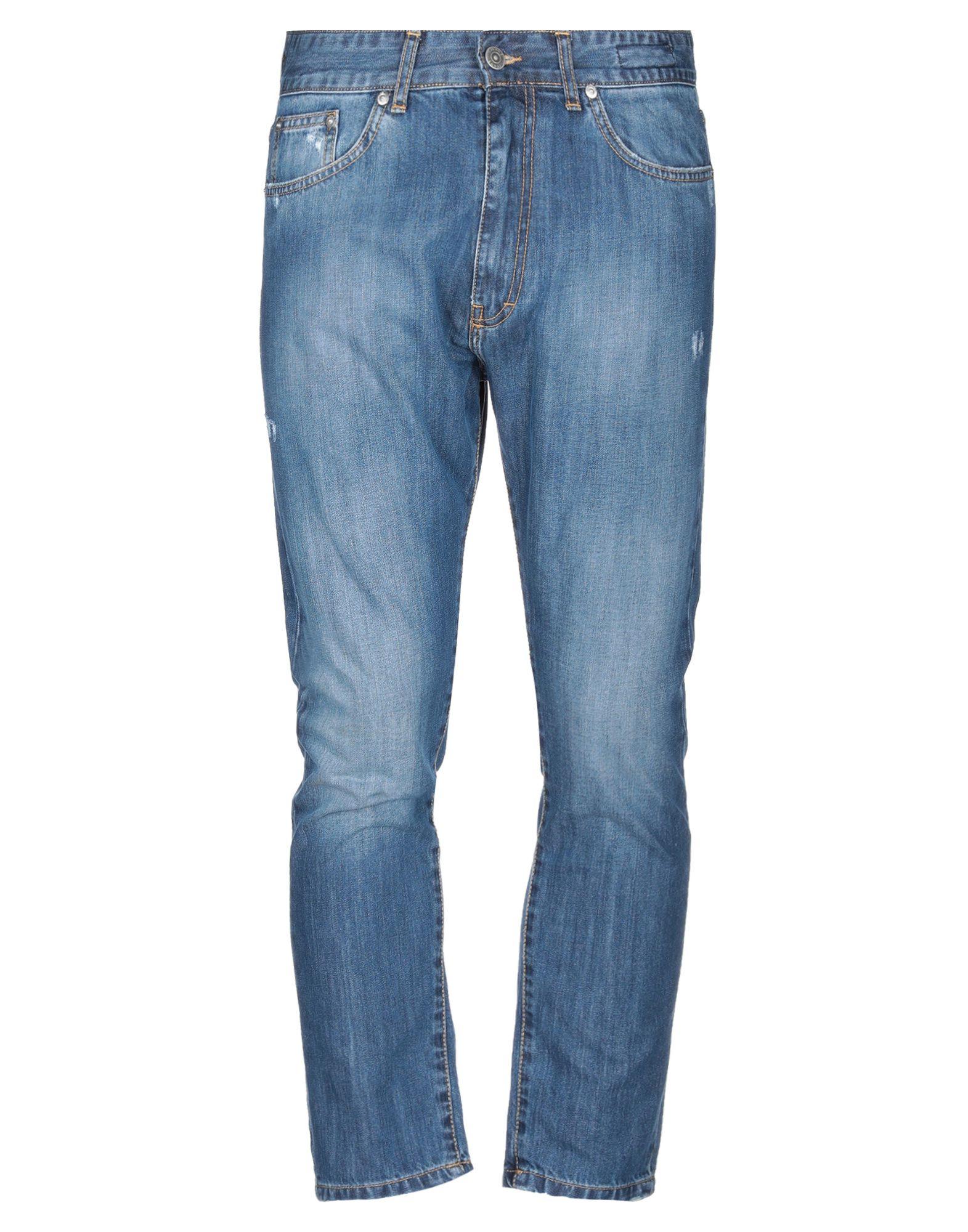 Pantaloni Jeans Diego Rodriguez herren - 42720705WW