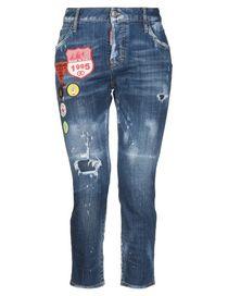 Jeans E Denim Donna Dsquared2 - Acquista online su YOOX 435022c69e06
