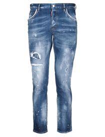 f0806e69b9db Dsquared2 Pantaloni Jeans - Dsquared2 Uomo - YOOX