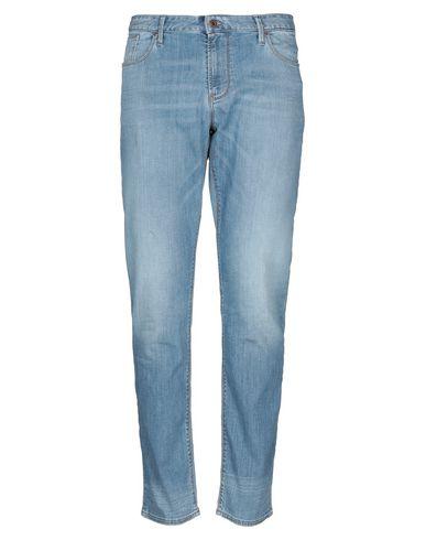 ARMANI JEANS - Denim trousers