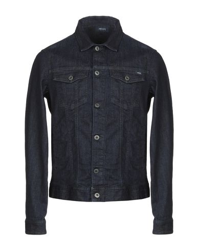 new products 31f16 89101 ARMANI JEANS Giubbotto jeans - Jeans e Denim | YOOX.COM