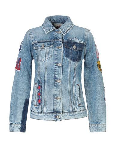 wholesale dealer 47c98 d3512 FRANKLIN & MARSHALL Denim jacket - Jeans and Denim   YOOX.COM