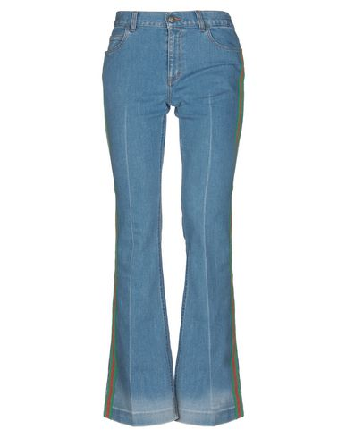 cheap for discount 6b3b9 2ec0e GUCCI Pantaloni jeans - Jeans e Denim   YOOX.COM
