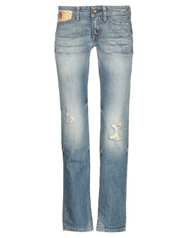 446ad98e4a Replay Denim Trousers - Women Replay Denim Trousers online on YOOX ...