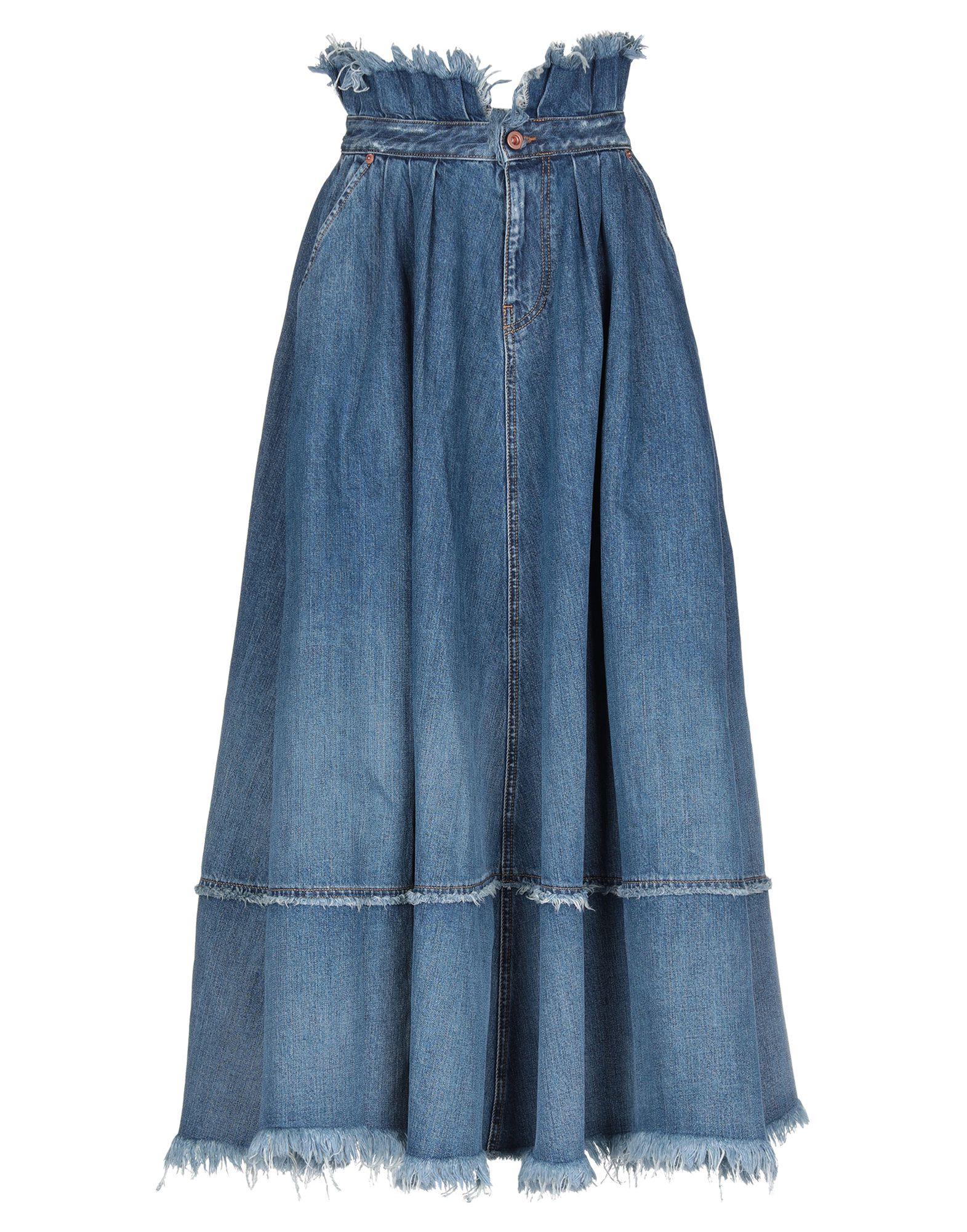 50cd2f1fb Diesel Denim Skirt - Women Diesel Denim Skirts online on YOOX United ...