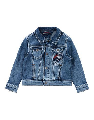 brand new 55e3c 771ac TOMMY HILFIGER Giubbotto jeans - Jeans e Denim | YOOX.COM