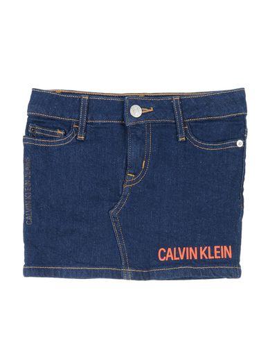 CALVIN KLEIN JEANS - Denim skirt
